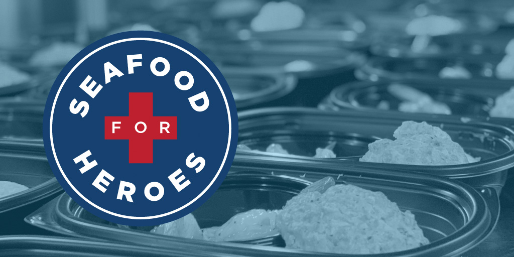 Napa Seafood Foundation Establishes Seafood For Heroes Meal Drive to Feed Healthcare Workers